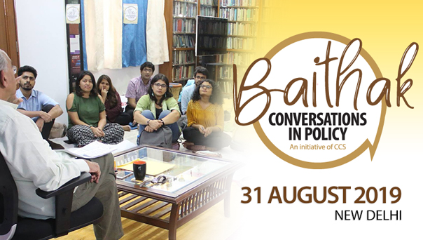 Baithak: Conversations in Policy