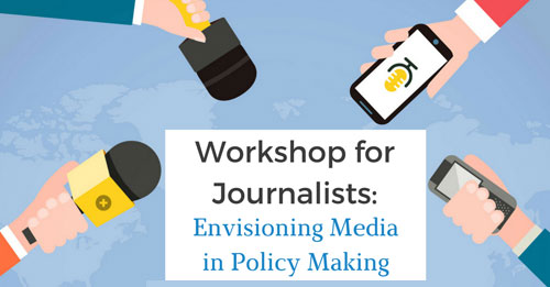 ipolicy for Journalists