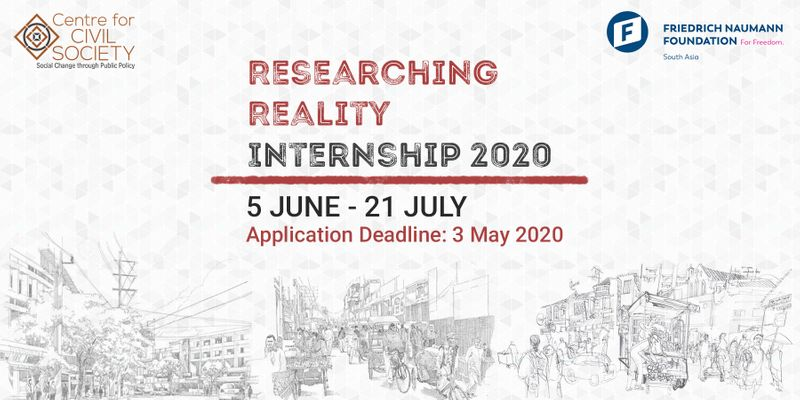 Researching Reality Internship 2020