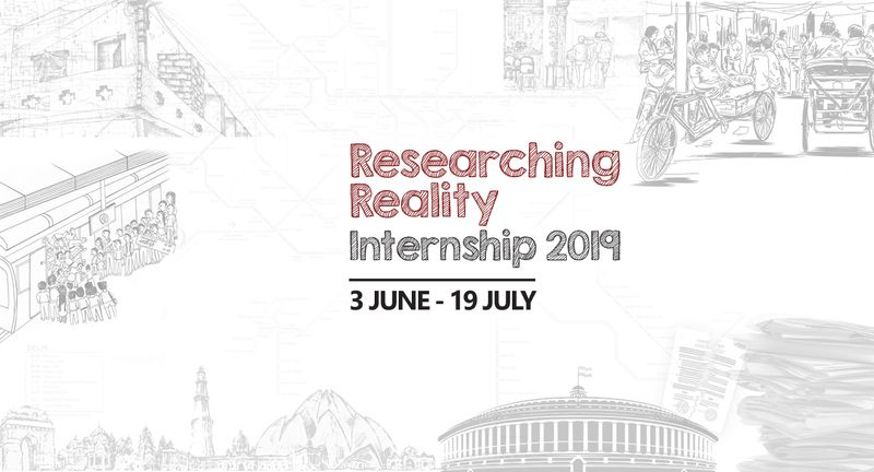 RESEARCHING REALITY INTERNSHIP 2019