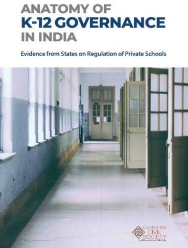 Anatomy of K-12 Governance in India