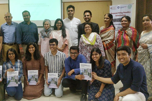RESEARCHING REALITY INTERNSHIP: UNDERSTANDING THE ANATOMY OF K12 GOVERNANCE IN INDIA