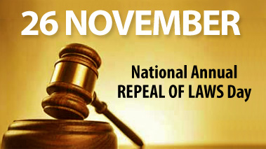 National Annual Repeal of Laws Day